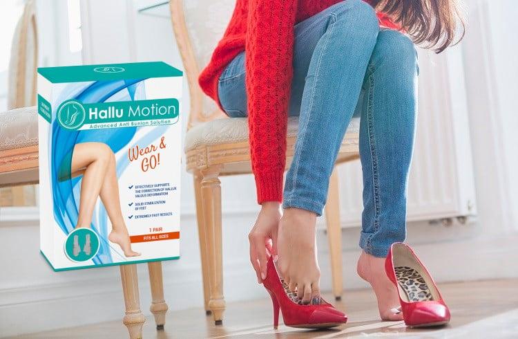 Hallu Motion – czy działa, opinie, gdzie kupić, apteka, cena