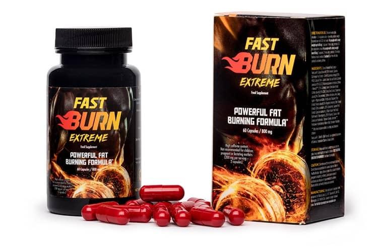 Fast Burn Extreme – opinie, cena, efekty