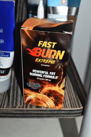 Fast Burn Extreme opinie