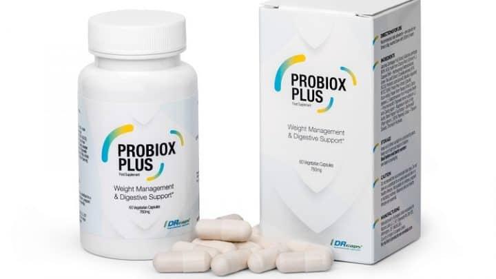 Probiox Plus – efekty, skuteczność, cena, opinie