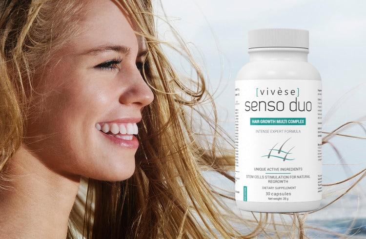 Vivese Senso Duo Capsules – skuteczność, czy działa, opinie, cena, gdzie kupić