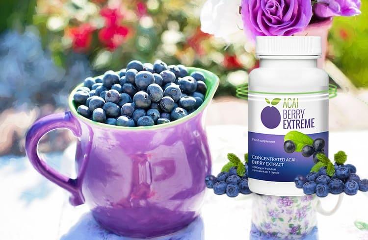 Acai Berry Extreme – działanie, skład, opinie, cena