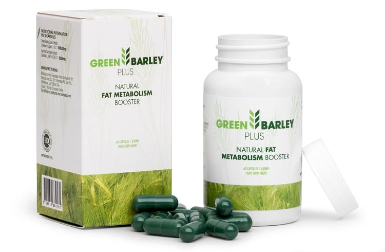 Green Barley Plus opinie