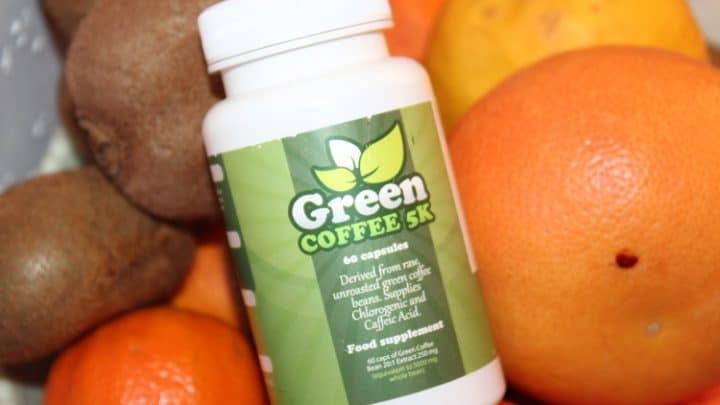 Green Coffe 5K – działanie, skład, opinie, cena