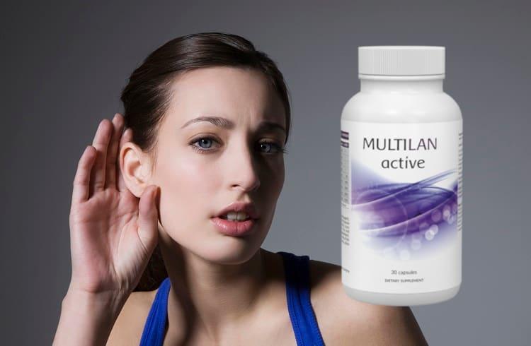 Multilan Active – opinie, cena, efekty, czy działa