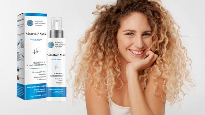 VitaHairMax – opinie, komentarze, efekty, gdzie kupić