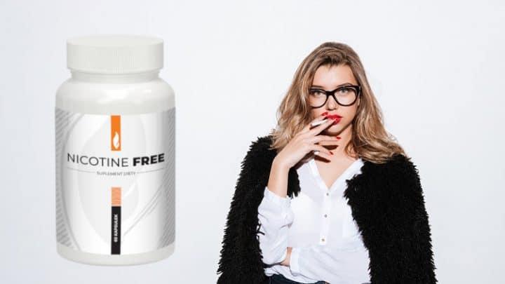 Nicotine Free – allegro, apteka, opinie, cena, gdzie kupić