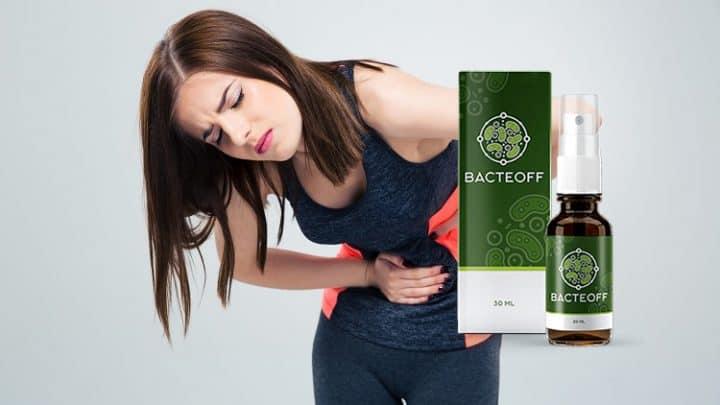 BacteOFF – czy działa, skutki uboczne, gdzie kupić, cena