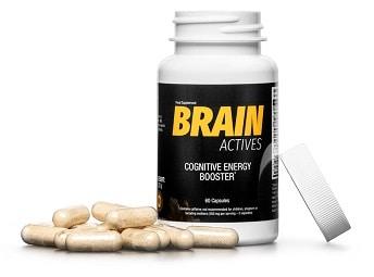 Brain Actives cena