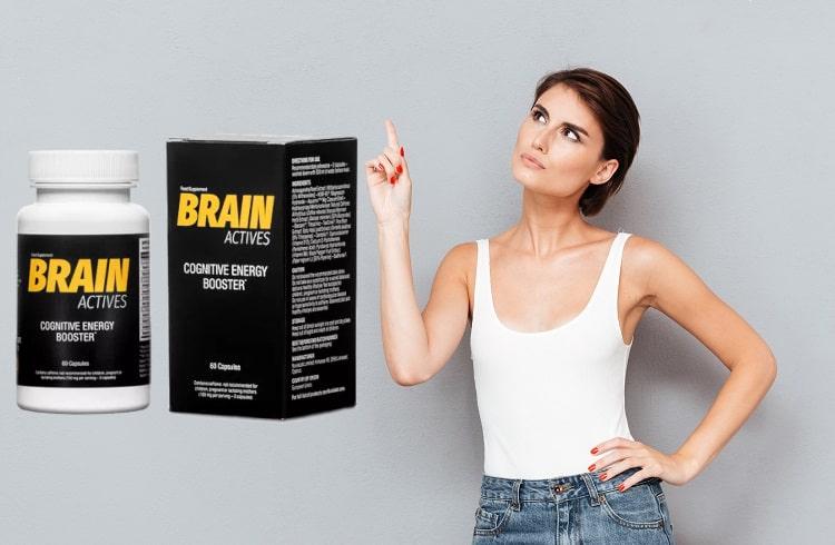 Brain Actives – opinie, skutki działania, efekty, cena