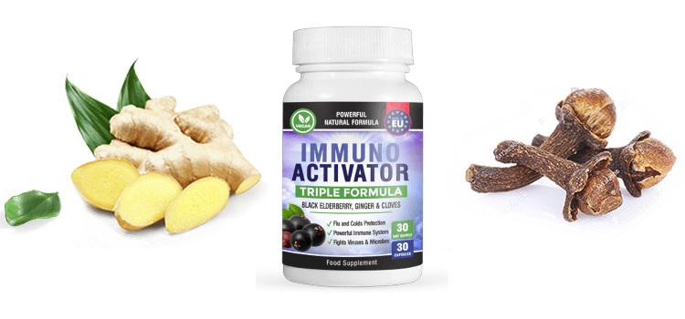 ImmunoActivator efekty