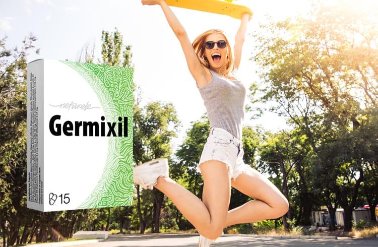 Germixil – test, opinie, dla kogo, apteka