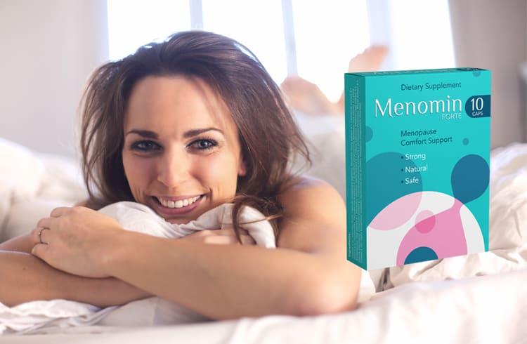 Menomin Forte – opinie, działanie, składniki, apteka