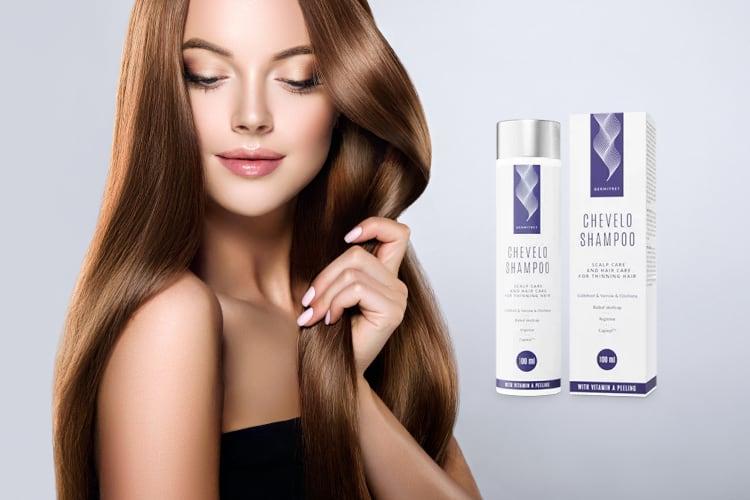 Chevelo Shampoo – cena, apteka, zamówienie, recenzja