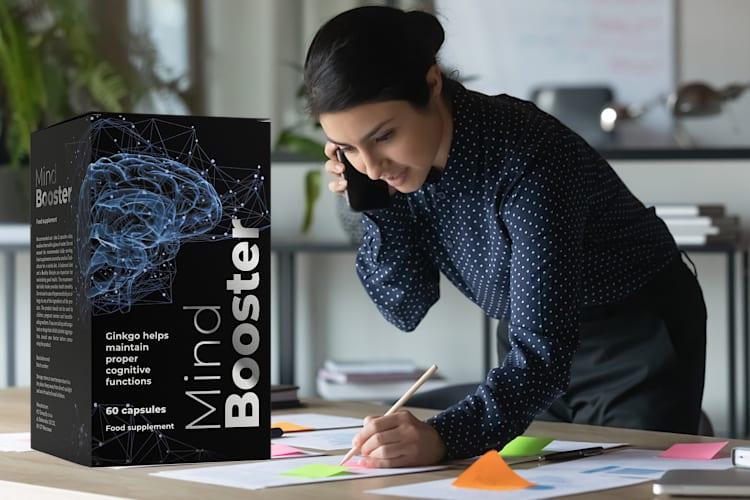 Mind Booster – test, komentarze, cena, efekty