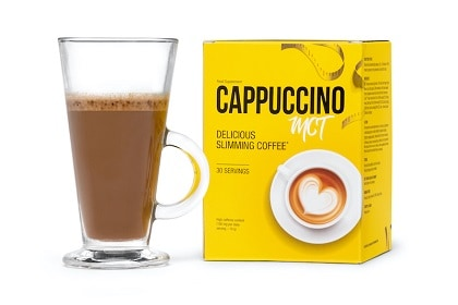 Cappuccino MCT efekty