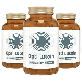 Opti Lutein efekty
