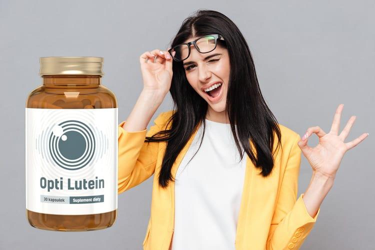 Opti Lutein opinie